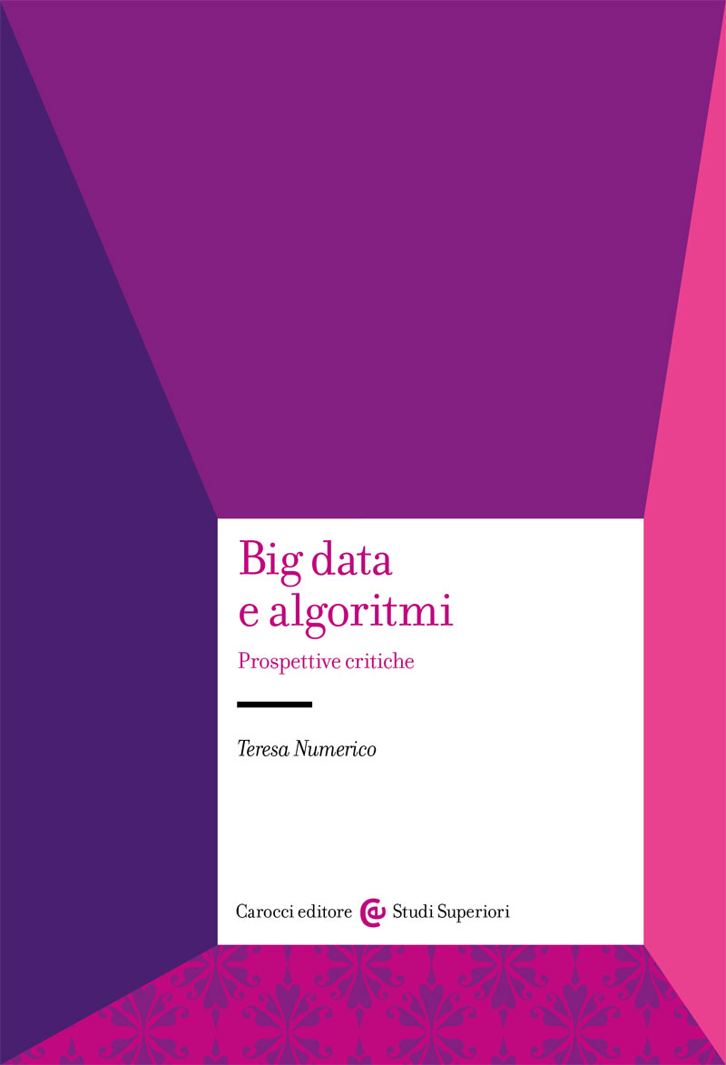 Big data e algoritmi