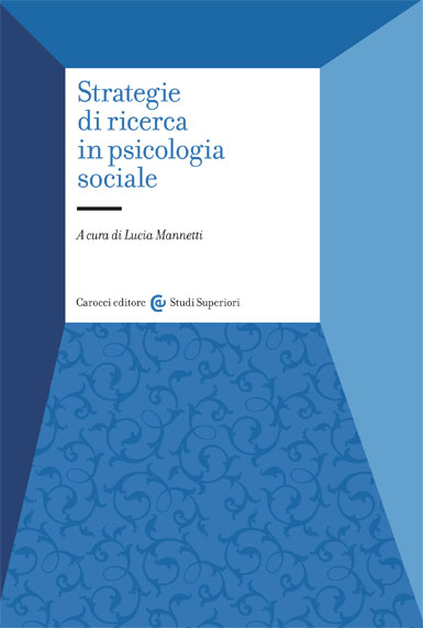 Strategie di ricerca in psicologia sociale