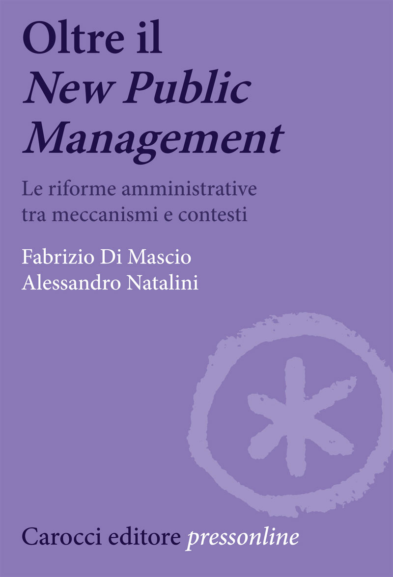 Oltre il New Public Management