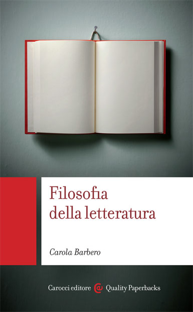 Filosofia della letteratura