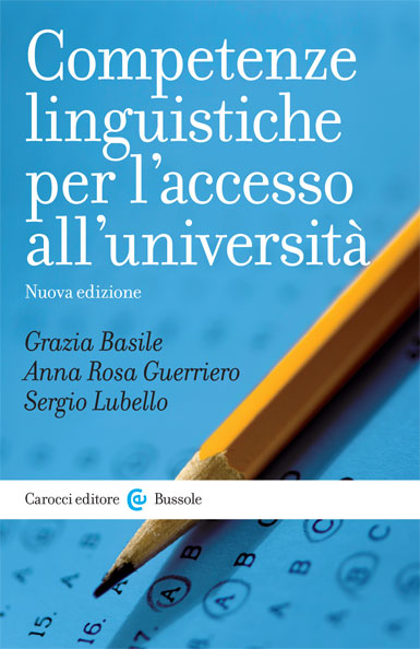 Competenze linguistiche per l'accesso all'università